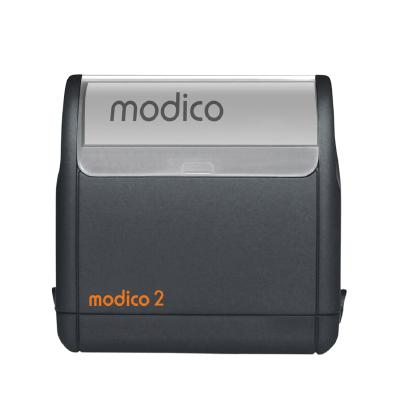 Tampon automatique M2 noir imprimé