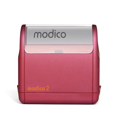 Tampon M2 rouge automatique imprimé