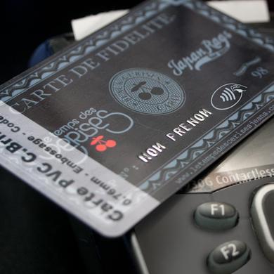 Carte RFID - mise en situation